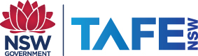 DET NSW Tafe and Schools logo